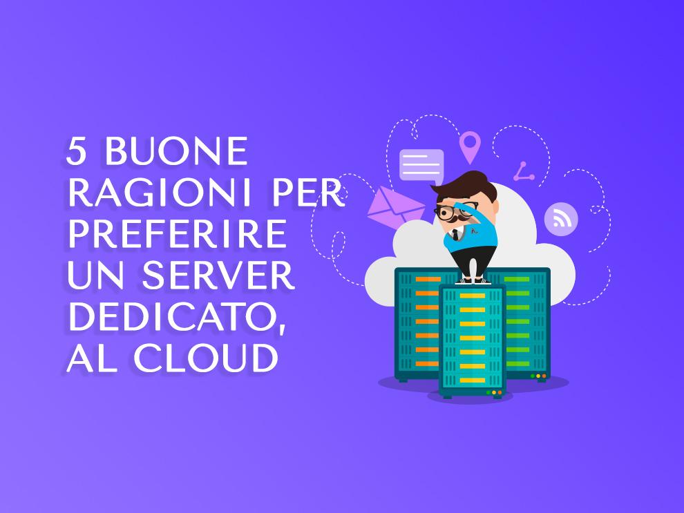 Server Cloud dedicato