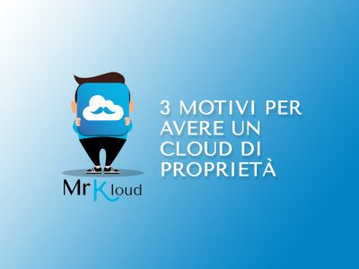 Mr Kloud un servizio di Mr Keting